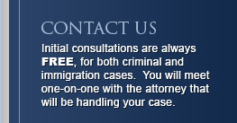 Contact Us for a Free Initial Consultation